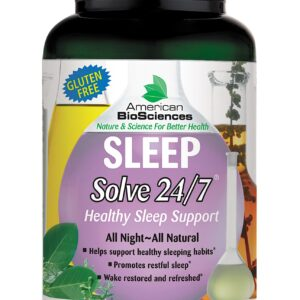 SLEEPSolve 24/7 capsules