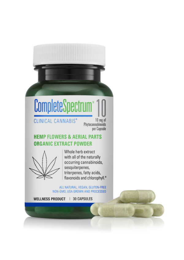 complete spectrum 10 with capsules 4.24.19