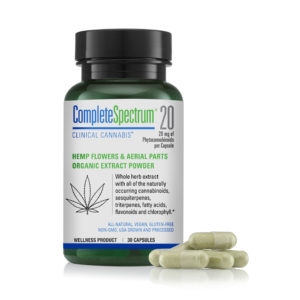 complete spectrum 20 with capsules as of 4.24.19