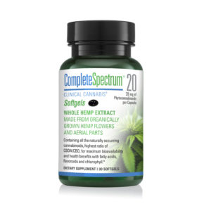 Complete Spectrum Softgel 20